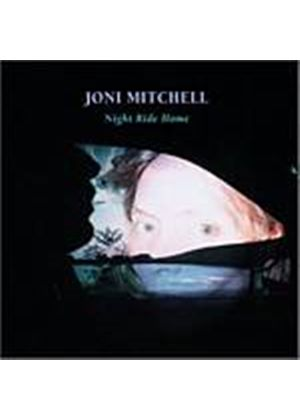 Joni Mitchell - Night Ride Home (Music CD)