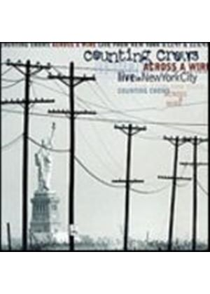 Counting Crows - Across A Wire - Live In New York (Music CD)