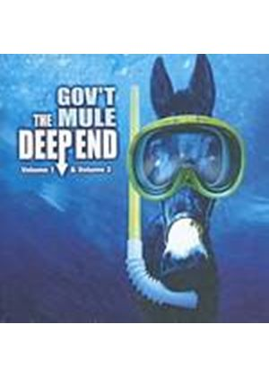 Govt Mule - Deep End Vol. 1 And 2, The - Plus Hidden Treasures (Music CD)