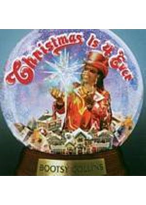 Bootsy Collins - Christmas Is 4 Ever (Music CD)