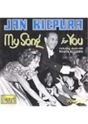 Jan Kiepura, Volume 2 - My Song for You