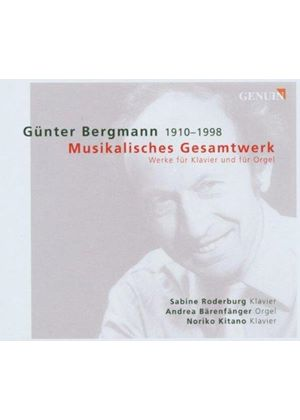 Bergmann, G: Works for Piano; Works for Organ