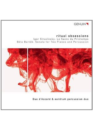 Ritual Obessions (Music CD)