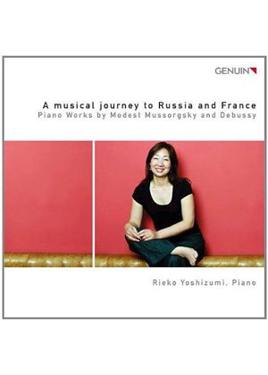 Musical Journey to Russia and France (Music CD)
