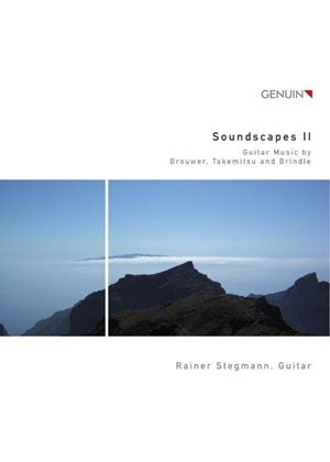 Soundscapes II (Music CD)