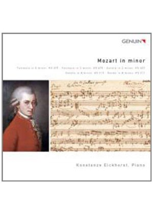 Mozart in Minor (Music CD)