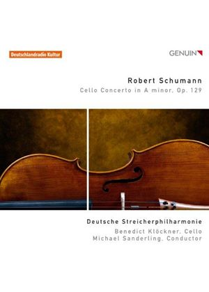 Schumann: Cello Concerto in A minor, Op. 129 (Music CD)