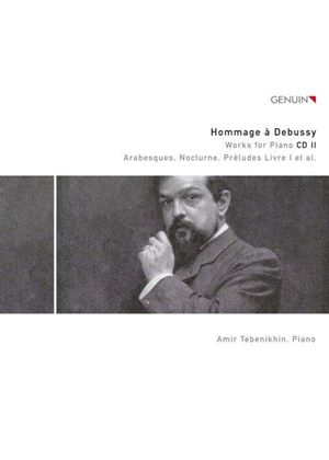 Hommage à Debussy (Music CD)
