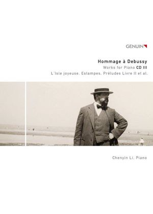 Hommage á Debussy, Vol. 3 (Music CD)