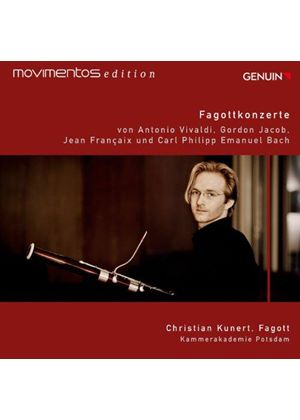 Fagottkonzerte (Music CD)