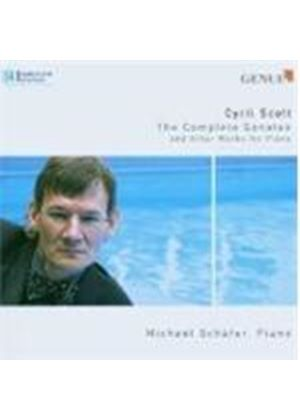 Scott, C: Piano Sonatas