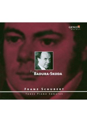 Schubert: Piano Sonatas, D625, D664 and D958