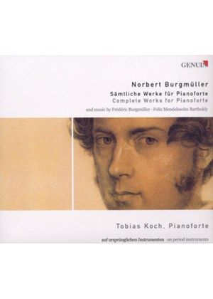 Burgmuller: Piano Works