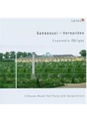 Virtuoso Works for Flute and Harpsichord