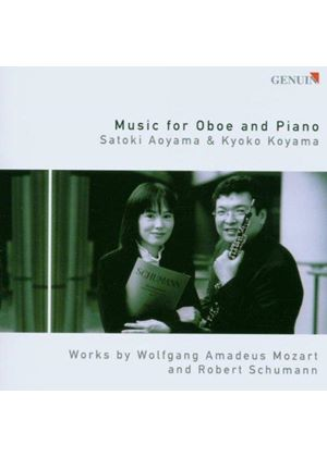 Works for Oboe & Piano