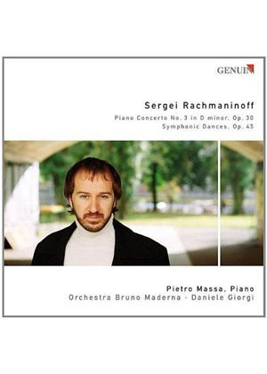 Sergei Rachmaninov - Piano Concerto No. 3, Symphonic Dances (Giorgi, Massa) (Music CD)