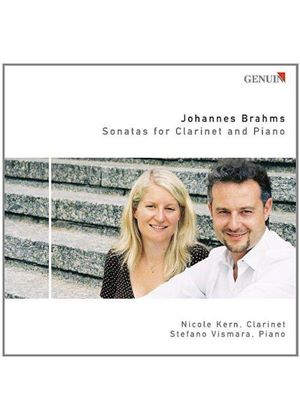 Brahms: Sonata for Clarinet and Piano