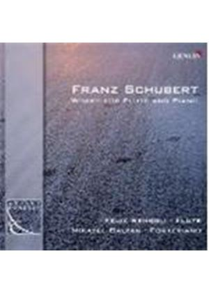 Franz Schubert - Works For Flute And Piano (Renggli, Balyan)