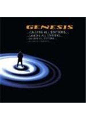 Genesis - Calling All Stations [SACD/CD Hybrid + DVD] (Music CD)