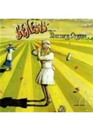 Genesis - Nursery Cryme [Remastered] (Music CD)