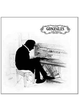 Gonzales - Solo Piano II (Rough Trade Version) (Music CD)