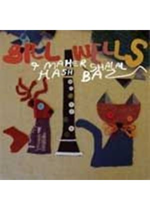 Bill Wells & Maher Shalal Hash Baz - Gok (Music CD)