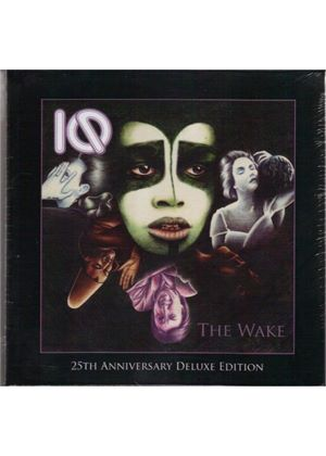 IQ - Wake, The (25th Anniversary Box Set/+DVD)