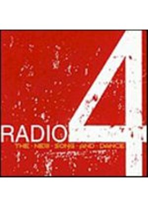 Radio 4 - New Song And Dance (Music CD)