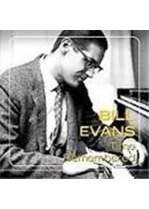 Bill Evans - Time Remembered (Music Cd)