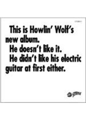 Howlin' Wolf - Album, The (Music CD)