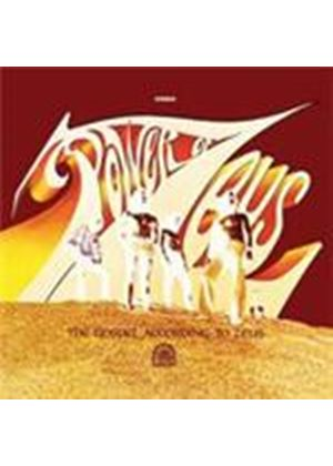 Power Of Zeus - Gospel According To Zeus, The (Music CD)