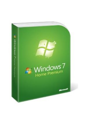 Microsoft Windows 7 Home Premium, Full Version (PC DVD)