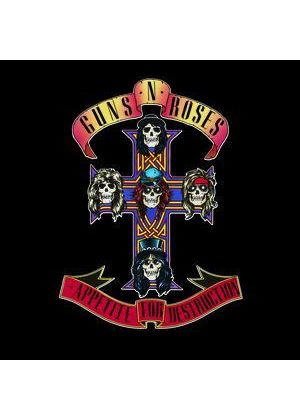Guns N Roses - Appetite for Destruction (Music CD)