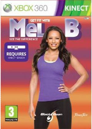 Get Fit with Mel B - Kinect Required (XBox 360)