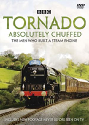 Tornado A1 Pacific Steam Engine: BBC Absolutely Chuffed - The Men Who Built a Train