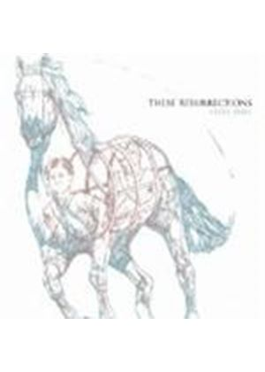 Steve Adey - These Resurrections (Music CD)