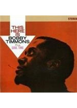 Bobby Timmons - This Here Is/Soul Time (Music CD)