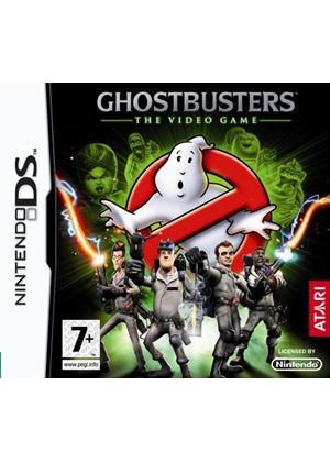 Ghostbusters - The Video Game (Nintendo DS)