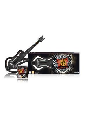 Guitar Hero 6: Warriors of Rock - Guitar Bundle (PS3)