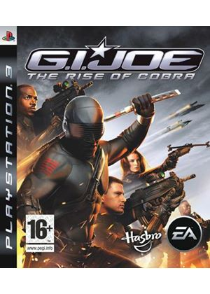 G.I. JOE - The Rise of the Cobra (PS3)