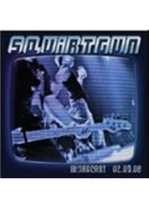 Squirtgun - Broadcast (Music CD)