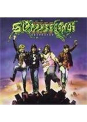 Sloppy Seconds - Destroyed (Music CD)