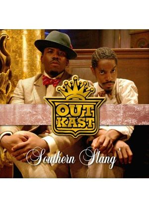 OutKast - Southern Slang (Music CD)