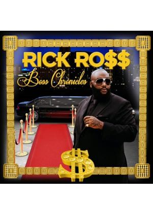 Rick Ross - Boss Chronicles (Music CD)
