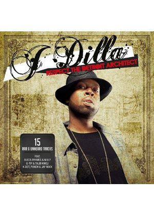 J Dilla - Respect The Detroit Architect (Music CD)