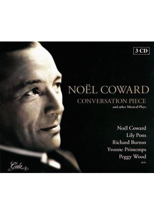 Noel Coward - Conversation Piece And Other Musical Plays (Coward, Pons, Bu
