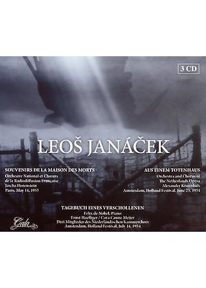 Leos Janacek - From The House Of The Dead (Krannhals)
