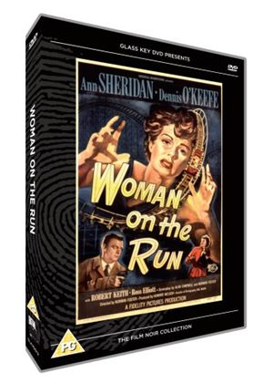 Woman On The Run [DVD] [1950]