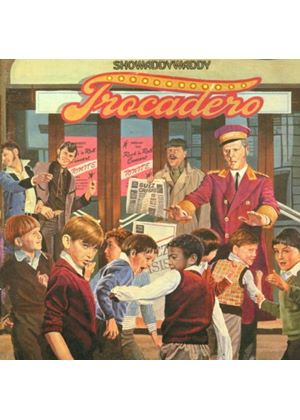 Showaddywaddy - Trocadero (Music CD)