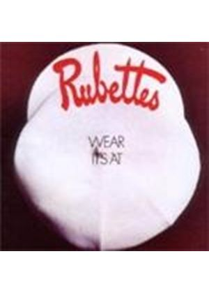 Rubettes - Wear It's At (Music CD)